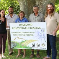 Why this farmer has teamed up with us – to protect his Renosterveld