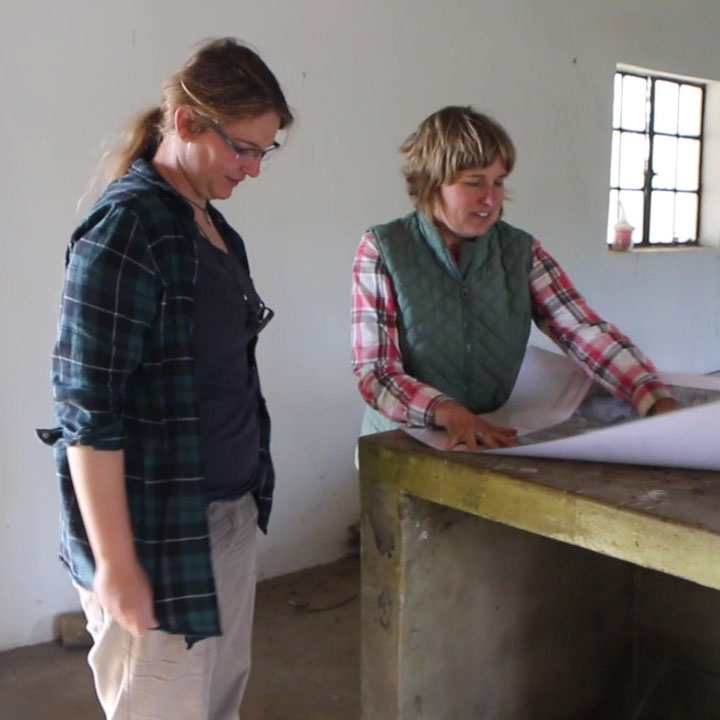 Realising a Renosterveld learning hub for children and students